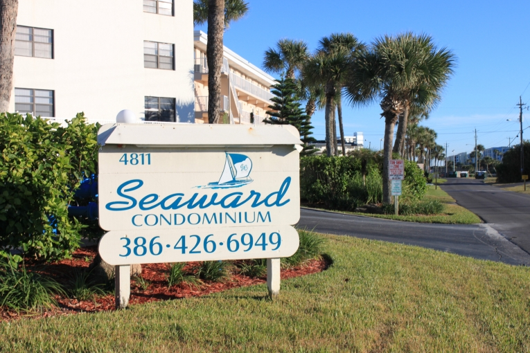 Seaward Condo Vacation Rental New Smyrna Beach Florida